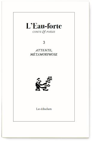Photo : L'Eau-forte n°3 (couverture)