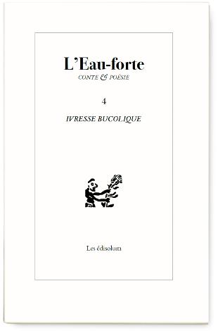 Photo : L'Eau-forte n°4 (couverture)