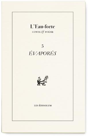 Photo : L'Eau-forte n°5 (couverture)