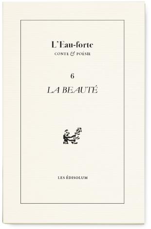 Photo : L'Eau-forte n°6 (couverture)