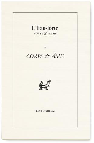 Photo : L'Eau-forte n°7 (couverture)