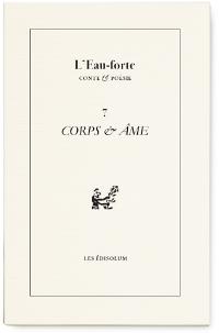 Photo : L'Eau-forte n°7 (couverture)'