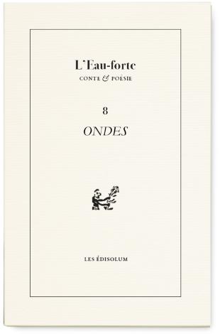 Photo : L'Eau-forte n°8 (couverture)