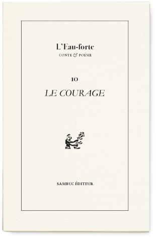 Photo : L'Eau-forte n°10 (couverture)